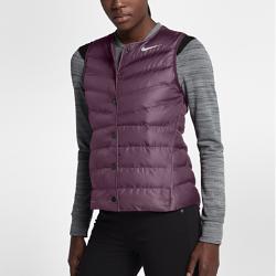 Женский жилет для гольфа  AeroLoft Nike. Цвет: пурпурный