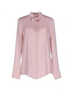Pубашка STRENESSE. Цвет: розовый