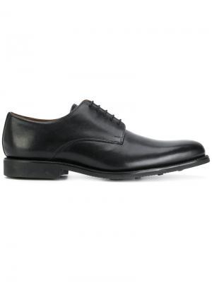 Ботинки Дерби Toby Grenson. Цвет: чёрный