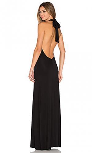 Макси платье fausto Rachel Pally. Цвет: черный