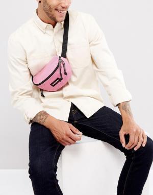 Eastpak Кошелек на пояс Springer. Цвет: розовый
