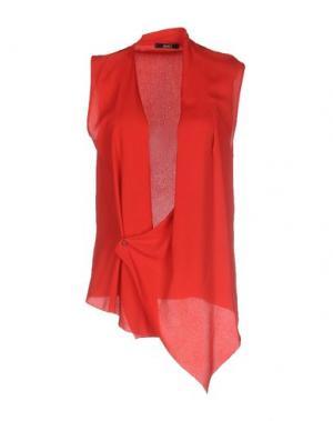 Pубашка CARLA G.. Цвет: красный