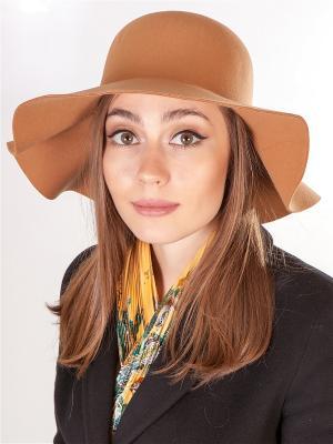 Шляпа LORICCI. Цвет: бежевый