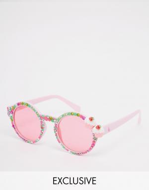 Spangled Солнцезащитные очки с кексами Yum