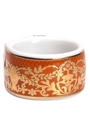 Кольцо для салфеток La Rose des Sables. Цвет: белый