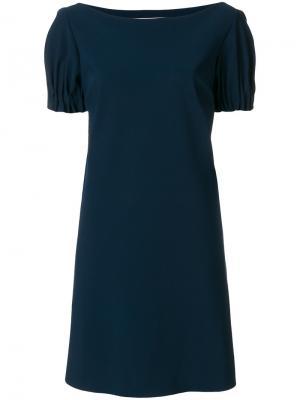 Платье Abir Chiara Boni La Petite Robe. Цвет: синий