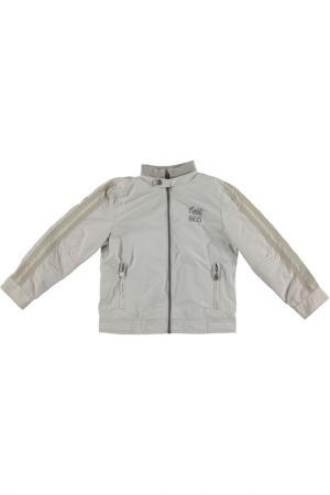 Куртка IDO. Цвет: бежевый