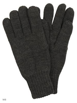 Перчатки Icepeak. Цвет: темно-серый