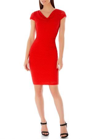 Платье Uttam Boutique. Цвет: красный