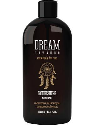 Шампунь питательный. Nourishing shampoo. DREAM CATСHER. Цвет: белый