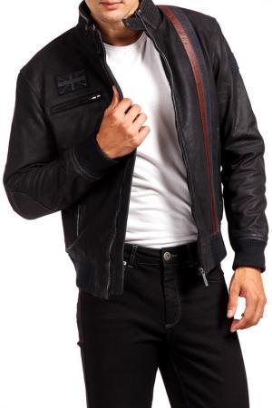 Куртка Isaco & Kawa. Цвет: navy