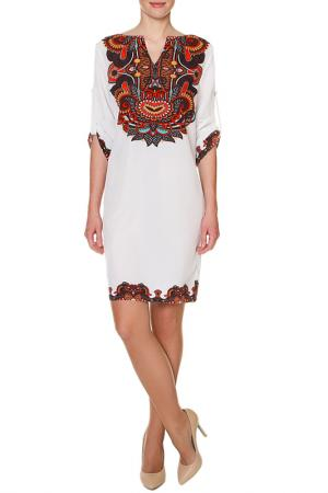 Платье SWEETME TM. Цвет: белый