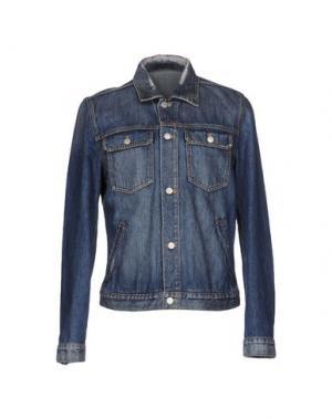 Джинсовая верхняя одежда BLK DNM. Цвет: синий