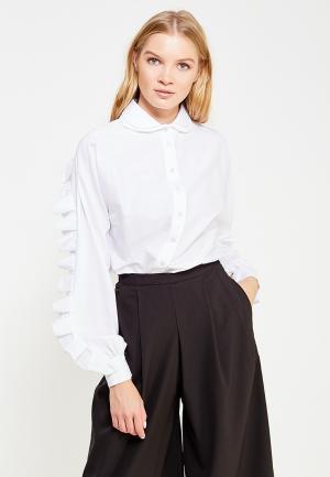 Рубашка Lolita Shonidi. Цвет: белый