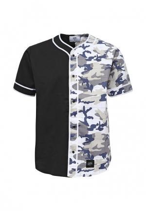Рубашка Sixth June. Цвет: разноцветный