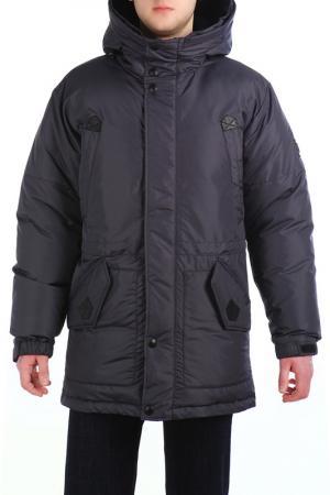 Куртка XASKA. Цвет: graphite