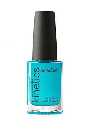 Лак для ногтей Kinetics. Цвет: бирюзовый