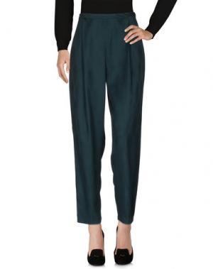 Повседневные брюки ROSETTA GETTY. Цвет: темно-зеленый