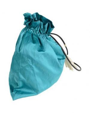 Рюкзаки и сумки на пояс SUOLI. Цвет: цвет морской волны