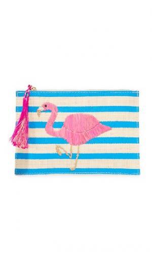 Сумочка Flamingo Kayu