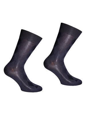 Носки Master Socks. Цвет: темно-синий
