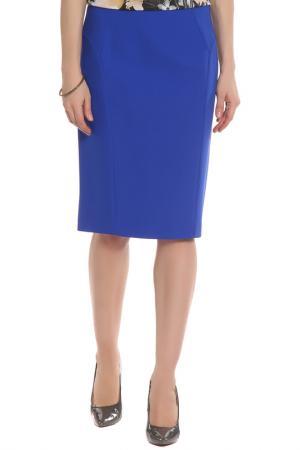 Юбка Versace. Цвет: bluette