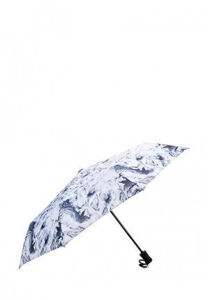 Зонт складной Ekonika. Цвет: голубой