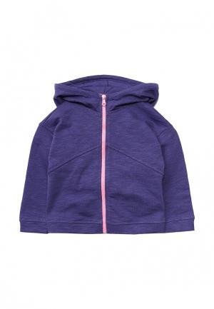 Толстовка United Colors of Benetton. Цвет: фиолетовый