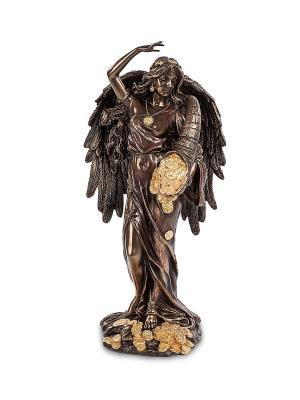 Статуэтка Фортуна - Богиня счастья и удачи Veronese. Цвет: бронзовый