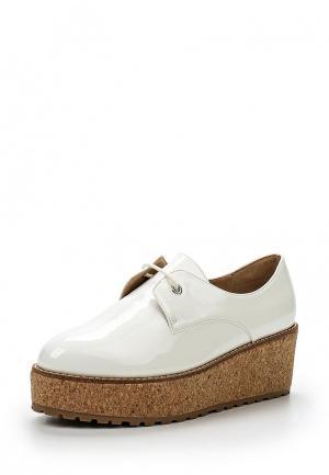 Ботинки Shellys London. Цвет: белый