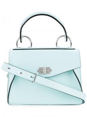 Маленькая сумка ´Hava` Proenza Schouler. Цвет: зелёный