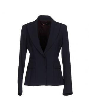 Пиджак LALTRAMODA. Цвет: темно-синий