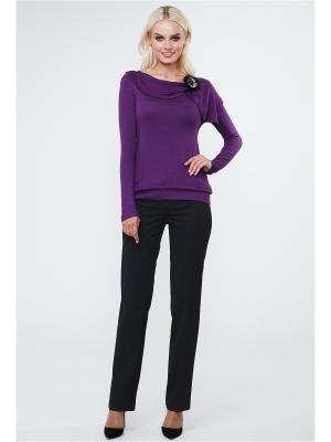 Джемпер MARY MEA. Цвет: фиолетовый