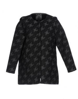 Куртка ES'GIVIEN. Цвет: черный