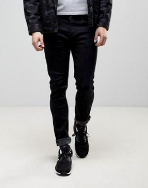 Loyalty & Faith Черные зауженные джинсы and Beattie. Цвет: черный