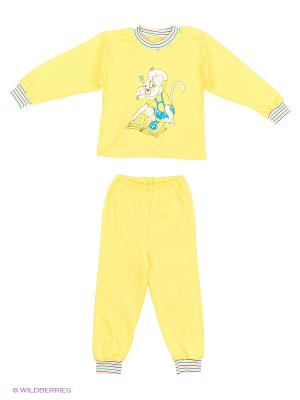Пижама Русь. Цвет: желтый
