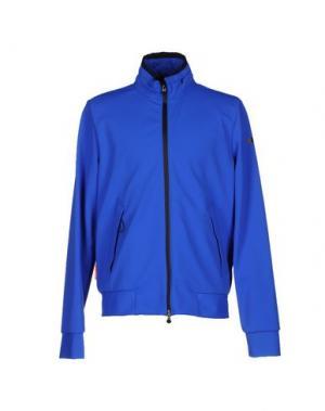 Куртка RRD. Цвет: синий