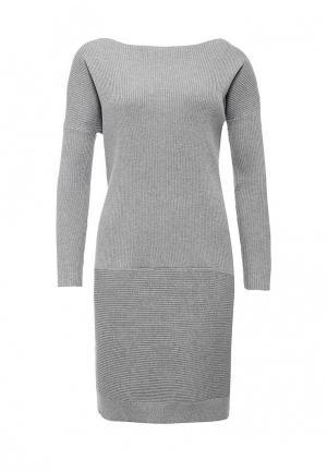 Платье Finders Keepers. Цвет: серый