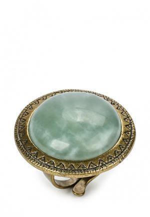 Кольцо Nature bijoux. Цвет: голубой