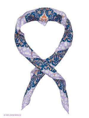 Платок Eleganzza. Цвет: синий, фиолетовый