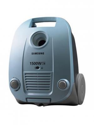 Пылесос Samsung SC4140, синий. Цвет: синий