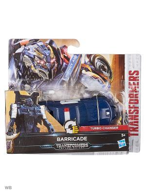 Трансформеры 5: Уан-степ Transformers. Цвет: темно-синий