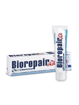 Для чувствительных зубов, Sensitive Teeth Plus BIOREPAIR. Цвет: белый
