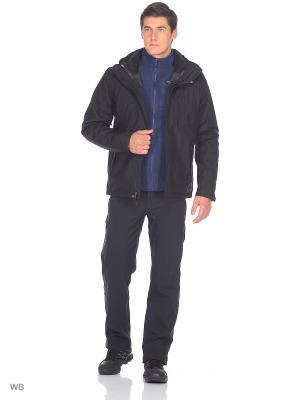 Куртка MOUNTN LGT The North Face. Цвет: черный