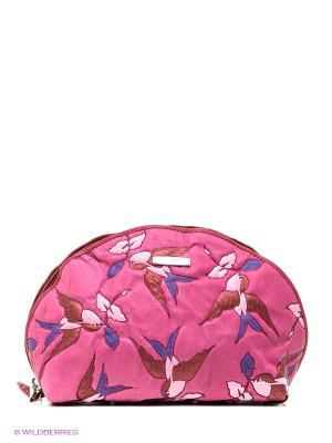 Косметичка Bullatti. Цвет: розовый