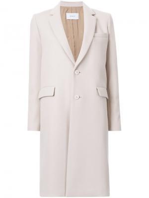 Пальто Asp W Chester Astraet. Цвет: коричневый