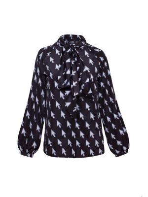 Рубашка iSwag. Цвет: черный