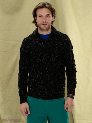 Пуловер Blend. Цвет: черный