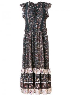 Zanna dress Ulla Johnson. Цвет: чёрный
