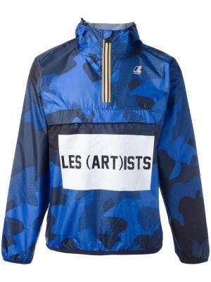 Куртка с логотипом K-Way x Les (Art)Ists K007D5011841806